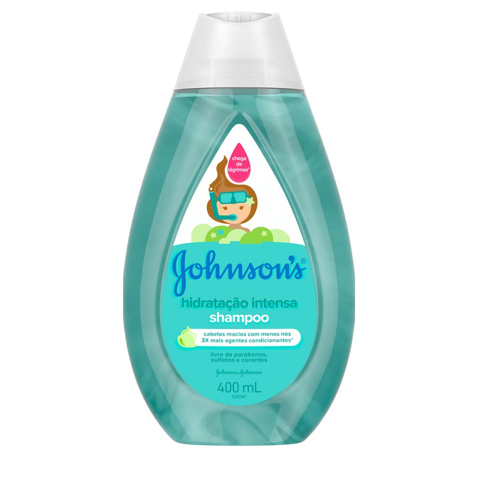 Johnson's® Shampoo Hidratação Intensa