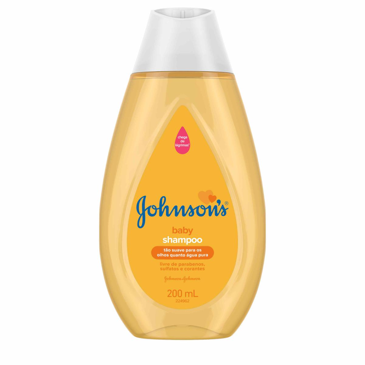 JOHNSON'S® baby Shampoo