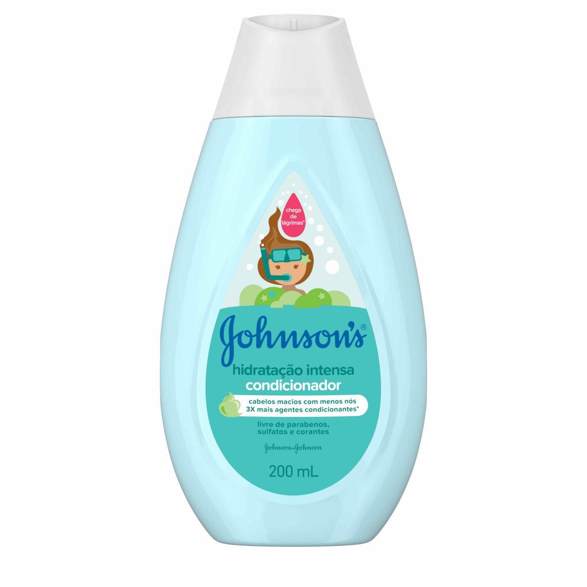 JOHNSON'S® Condicionador Hidratação Intensa
