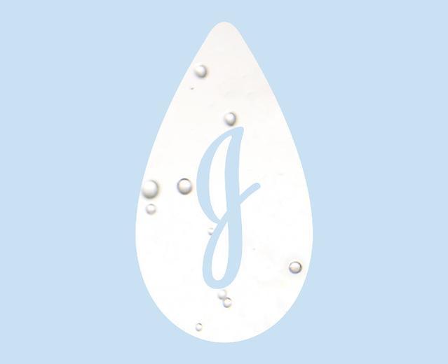 Logo da gota de Johnson's® baby