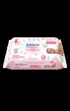 JOHNSON'S® Toalhinhas Hipoalergênicas Proteção da Pele