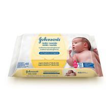 Johnson's® Toalhinhas Hipoalergênicas Recém-nascido