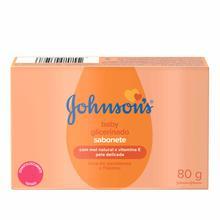 JOHNSON'S® Baby Sabonete em Barra Glicerinado
