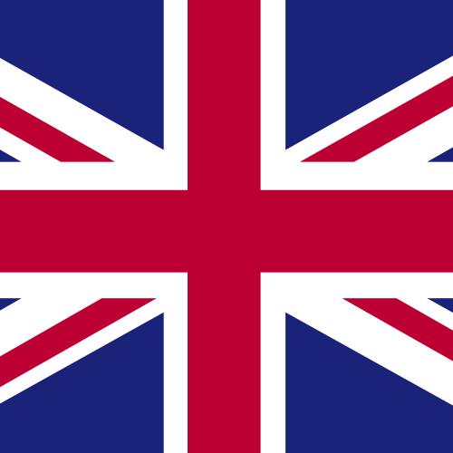 Bandeira da o Reino Unido